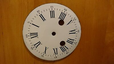 Antique french clock DIAL