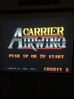 Carrier Airwing CPS1 Board