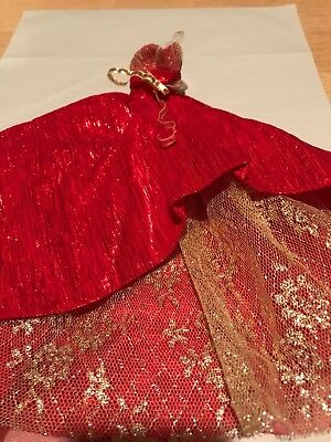 Holiday Barbie 2014 Dress Red