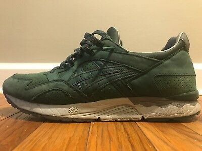 free shipping df05d 54657 ASICS GEL-LYTE V Outdoor Pack Dark Green 10.5
