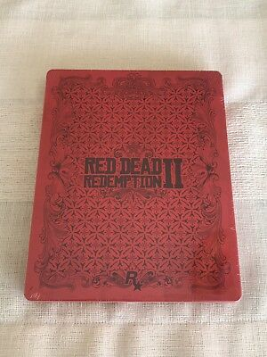 Steelbook Red Dead Redemption 2 - Sealed - Game Not Included