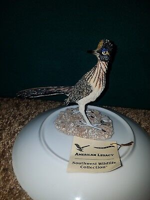 American Legacy Southwest Wildlife Collection Roadrunner Figurine