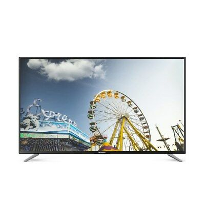 50 inch Full Slim HD LED TV With Freeview Sharp LC-50CFE5101K