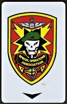 THE ORLEANS CASINO**SPECIAL OPERATIONS**HTF las vegas hotel key card fast ship!