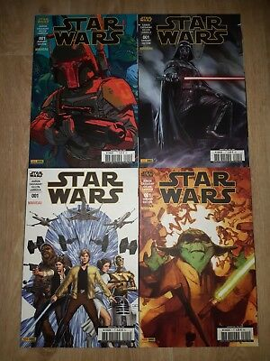 Star Wars, Tome 1 Coffret Cassaday +Skottie Young coffret colector 700 pieces
