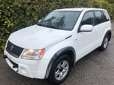 2008 Suzuki Grand Vitara 4X4 AWD 4WD 4x4 SUV MOTORHOME TOW VEHICLE NEW MICHELIN TIRES CALIFORNIA GORGEOUS IN AND OUT!