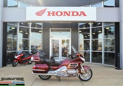 2009 Honda Gold Wing Audio Comfort 2009 Honda Gold Wing Audio Comfort Used