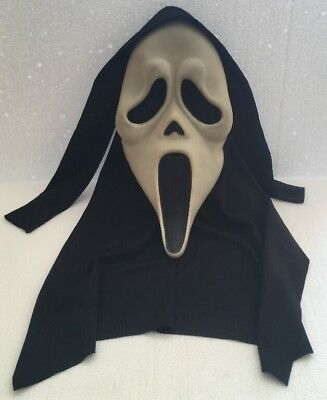 SCREAM MASQUE GHOST FACE 1998 Officiel EASTER UNLIMITED Vintage MASK GLOW RARE
