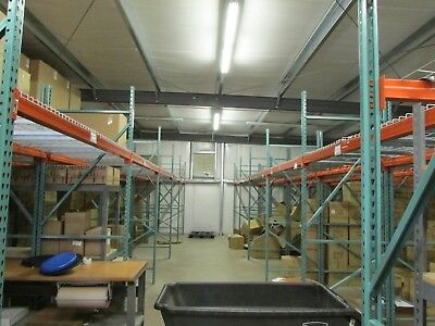 Pallet Rack Shelving Warehouse Presto Lift PPS2200 Carts Conveyors Storage Bins