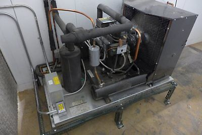 Norlake 5 HP Discus Med Temp Condensing Unit Cooler Walk In R404A BDN0501M6D