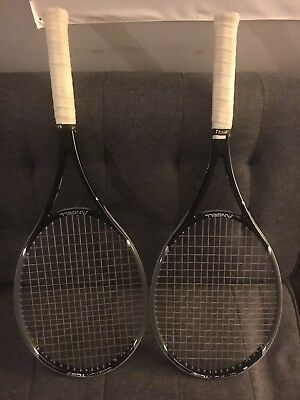 Angell Custom TC97 Tennis Rackets (2 Matched Racquets)