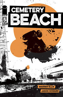 CEMETERY BEACH #5 (OF 7) CVR A HOWARD (MR) 1st Print (WK02.19) (W) Warren Ellis