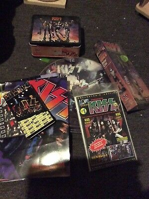 Kiss Destroyer Collectibles Lot
