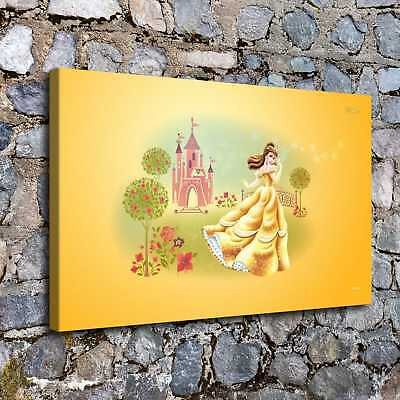 Disney HD Canvas print Painting Home Decor Picture Room Wall art Poster 11148