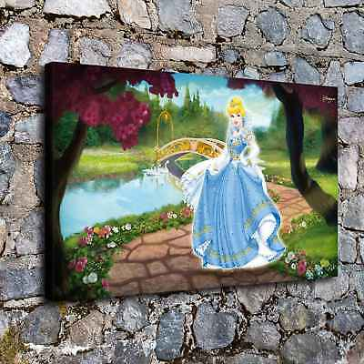 """12""""x20"""" Disney HD Canvas print Painting Home Decor Picture Room Wall art Poster"""
