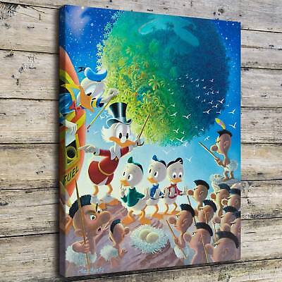 Disney HD Canvas print Painting Home Decor Picture Room Wall art Poster 100379