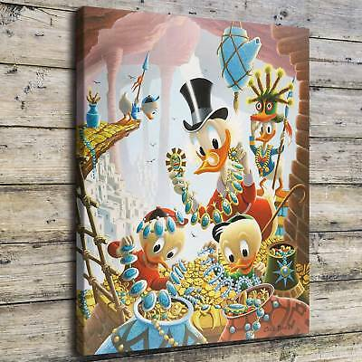 Disney HD Canvas print Painting Home Decor Picture Room Wall art Poster 100523