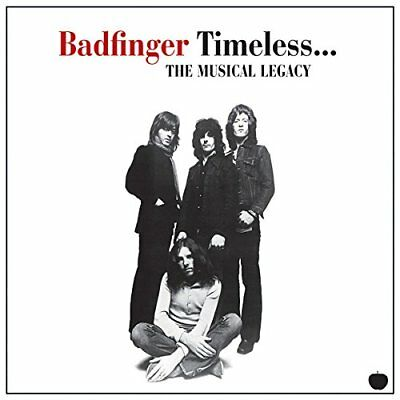 Timeless - The Musical Legacy Of Badfinger Audio CD