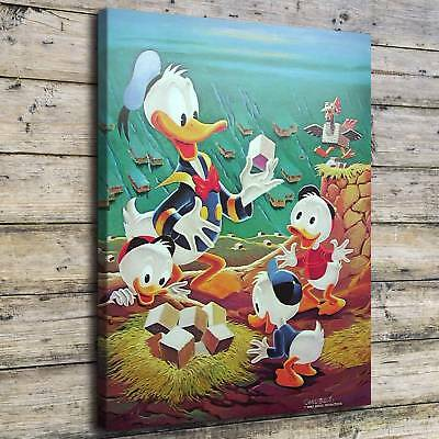 """12""""x16"""" Disney HD Canvas print Painting Home Decor Picture Room Wall art Poster"""