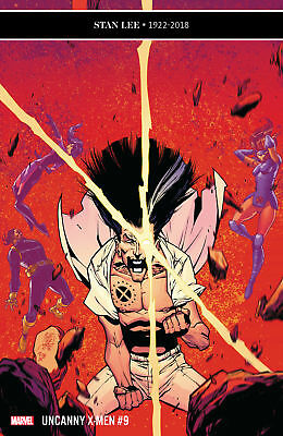 UNCANNY X-MEN #9 1st Print (WK02.19) (W) Ed Brisson, Kelly Thompson