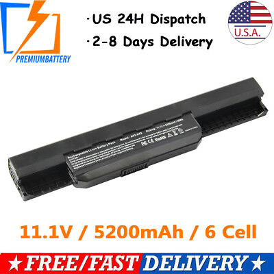 Laptop Replacement Battery for Asus A32-K53 A41-K53 for ASUS K53 K53E X54C X53Sp