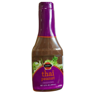 J-BASKET Thai Peanut Dressing 354ml