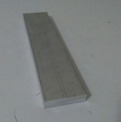 "1/2 X 2"" Aluminum Flat Bar 6061-T6511 Aluminum Flat Bar 9"" Long"