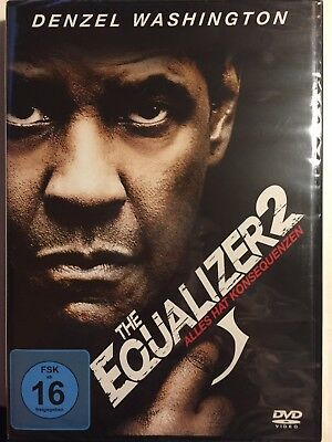 The Equalizer 2 - Alles hat Konsequenzen - mit Denzel Washington
