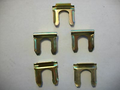 Russell 683941 Brake Hose Mounting Accessory Retaining Frame Clips, Pack Of 10