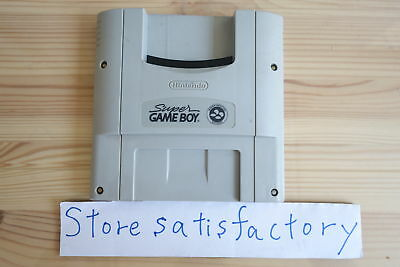 SFC SNES Super Game Boy SHVC-027 Super Famicom Nintendo Nintendo