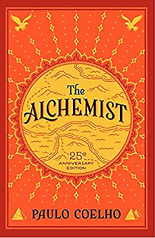 New The Alchemist 25th Anniversary Edition By Paulo Coelho, Alan R. Clarke