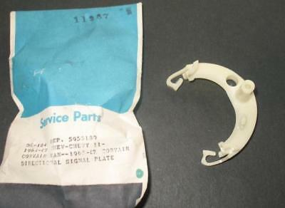 Nors 1964-67 Chevy Corvette Impala Ss Truck Fc Turn Signal Actuatr Plate 5955189