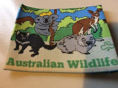 Girl Guides / Scouts Australian Wildlife
