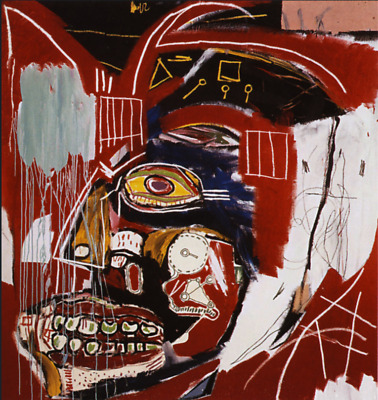 by Jean-Michel Basquiat print Oil Painting on Canvas