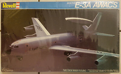 Boeing E-3A AWACS Revell ohne Maßstab / 12 inches long