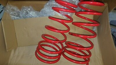 Ford Mondeo ST200 Uprated Rear Lowering Springs -35mm