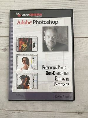 Preserving Pixels - Non-destructive Editing in Photoshop CD training by K. Ames