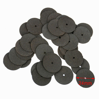 36pcs Resin Cutting Wheel Blade Cut Off Set Kit Power Rotary Tools Industry