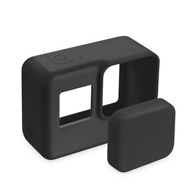 Gopro Accessories Silicone Lens Protective Cover For Camera Gopro Hero 6 5 7