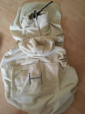 hoppediz fleece cover Beige