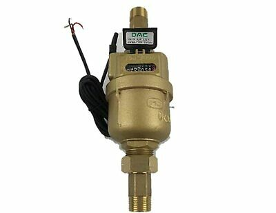 """DAE VM-75P 3/4"""" Positive Displacement Water Meter, Pulse Output, Gallon+Coupling"""