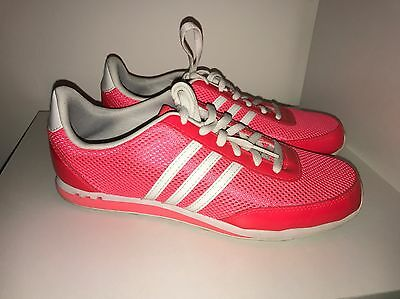 new style b837b 3e922 Adidas ☆ Neo Style Racer ☆ F37940 ☆ Pink ☆ Gr. 38 23