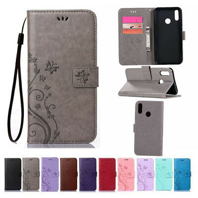For Huawei P Smart 2019 P10 P20 Lite Pro Leather Magnetic Flip Wallet Case Cover