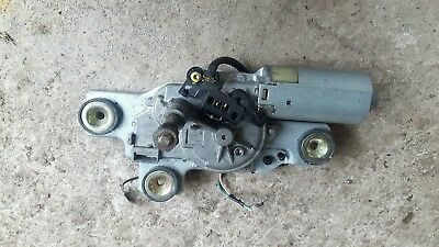 Ford Focus Mk1 Hatchback Rear Windscreen Wiper Motor Xs41A17K441Ac Bosch...