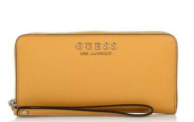 ba5ee84f0f3 PORTEFEUILLE FEMME Guess robyn grand fermeture éclair around marigold