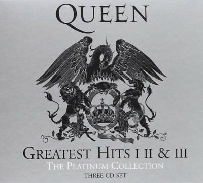 Queen - The Platinum Collection (CD x 3)
