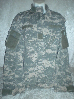 Us Army Digital Camouflage  Jacke / Feldhemd Genuine Issue Xlarge-Regular