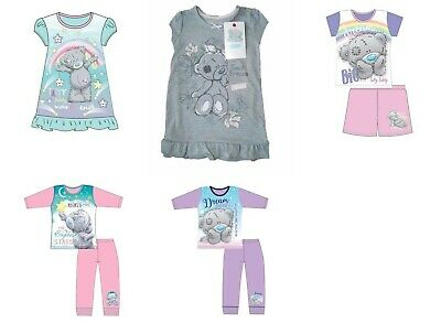 Tatty Teddy pyjamas shorties nightie long nightgown nightwear set Me To You