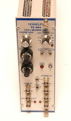 Tennelec TC 864 TAC/BIASED AMP PLUG IN