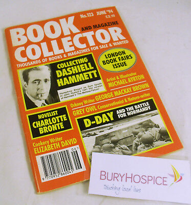 Book Collector- London Book Fairs Issue. June 1994 No. 123 (WH_6055)